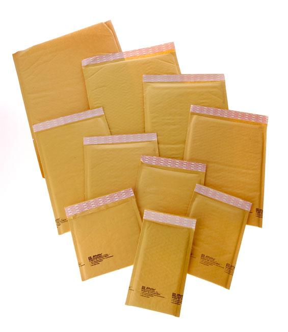Padded Shipping Envelopes
