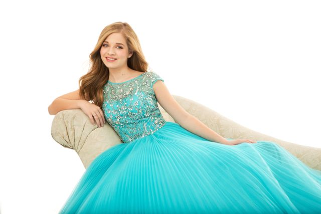 Jackie Evancho dazzled America at age 10 with her debut on America's Got Talent
