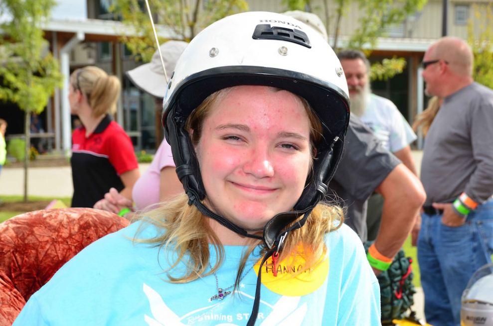 Asheville Ride for Kids_Hannah