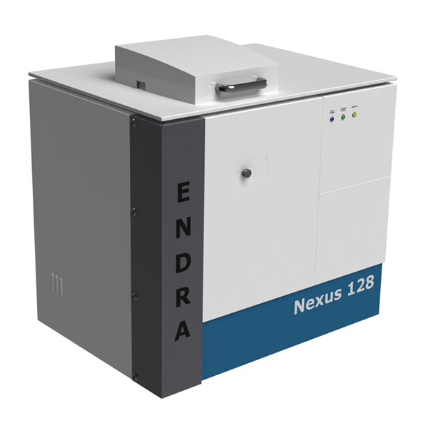 Endra Nexus Photoacoustic Computed Tomography scanner for preclinical imaging.