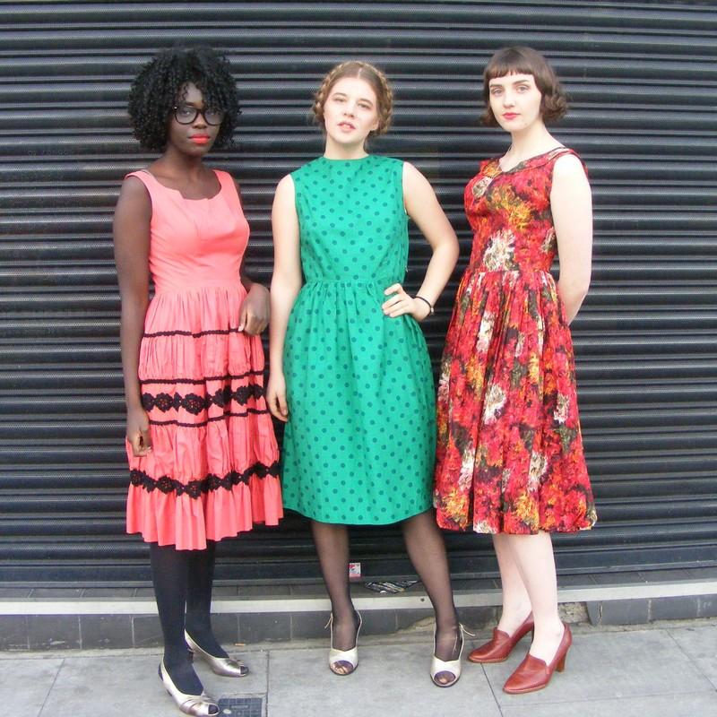 vintage women's clothing-www.blue17.co.uk