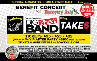 Benefit Concert for Discovery Arts