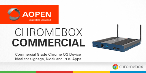 Chromebox Commercial