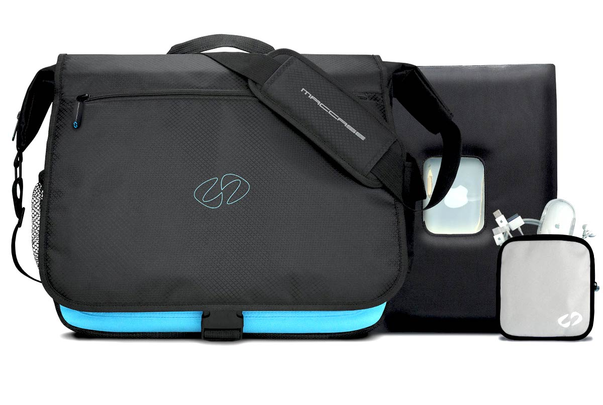 The new MacCase MacBook Pro Messenger Bag