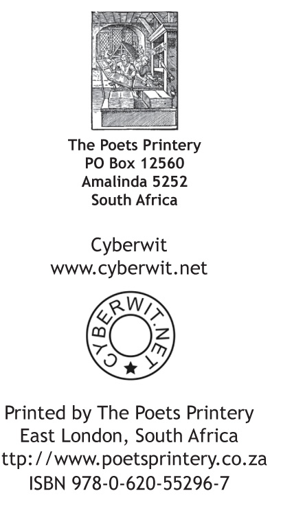 Poets Printery of South Africa