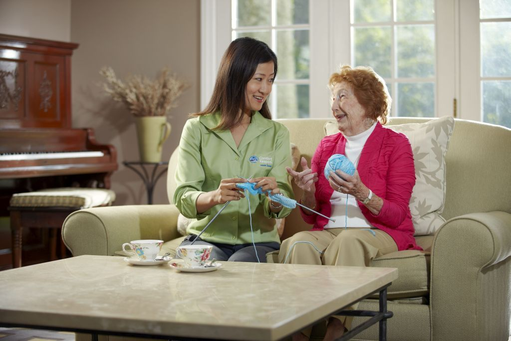 Expert, Loving Caregiver Services to Seniors & the Disabled