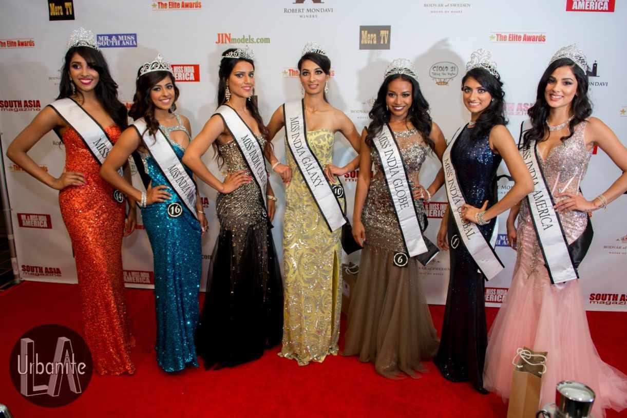 Miss India 2015 winners