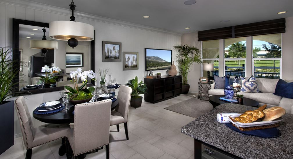 Tour Decorated Model Homes