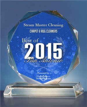 Steam Master Carpet Cleaning Voted Best Carpet Cleaner San Antonio