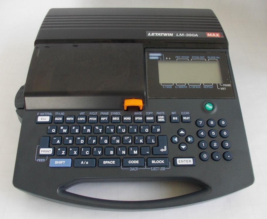 Letatwin Max LM390A Ferrule printer