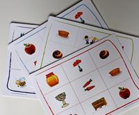 Rosh Hashanah Bingo Boards-PRLog.