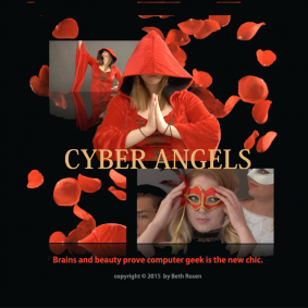 Cyber Angels Cover Story