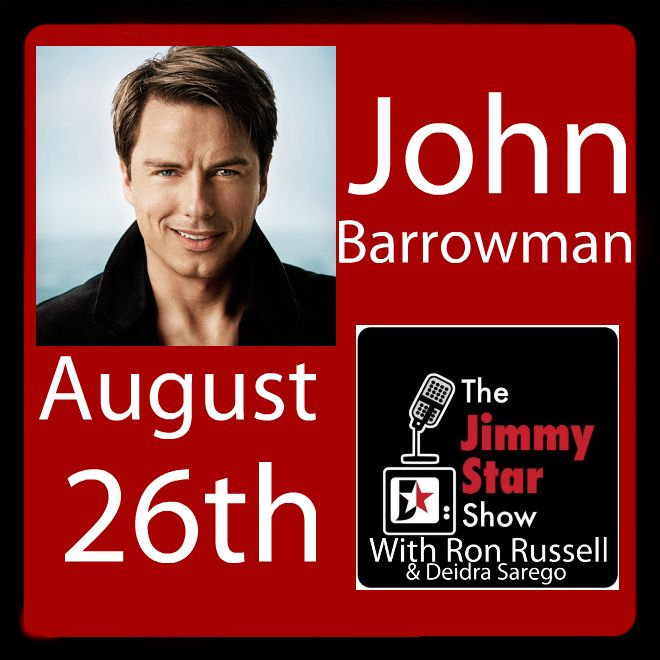 John Barrowman on The Jimmy Star Show