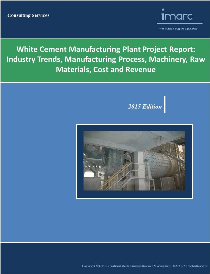 Cement Manufacturing Plants United States : New report expects moderate growth in the global white