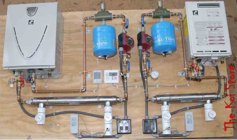 Tankless Water Heaters For Koi Ponds Prlog