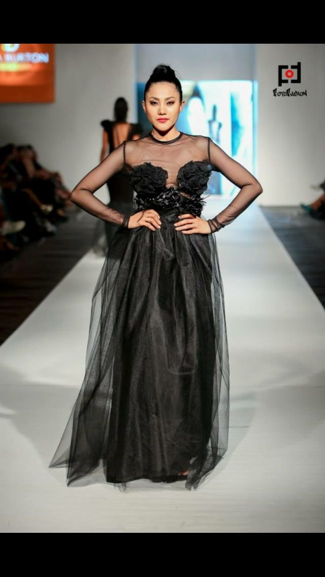 International model Janey Westbury