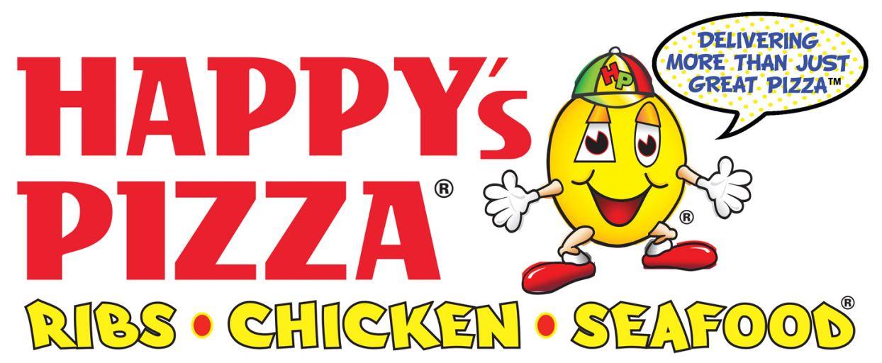 Happy's Pizza, Est. 1996
