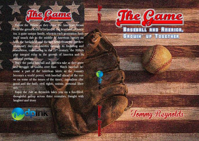 """The Game,"" by Author Tommy Reynolds"