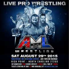 AML Wrestling in High Point, NC