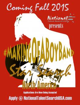 #MakingOfABoyBand-Star-Search-Begins-(NA)