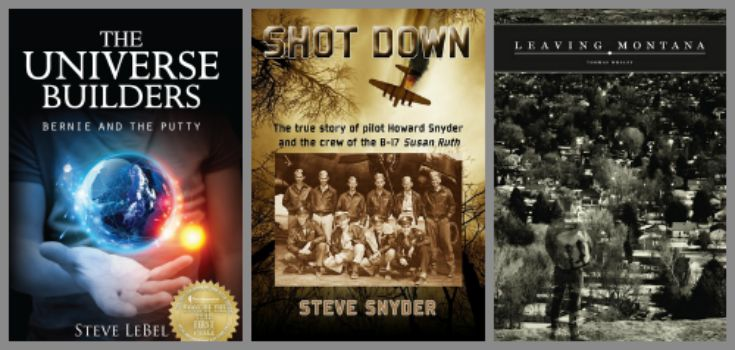 2015 Book of the Year Award Contest Winners