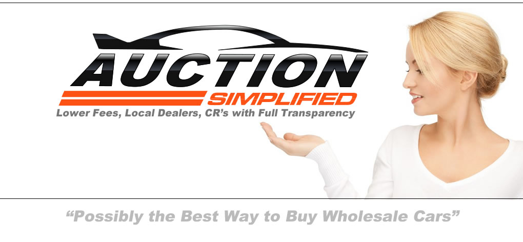 Auction Simplified AS-IS with Transperancy