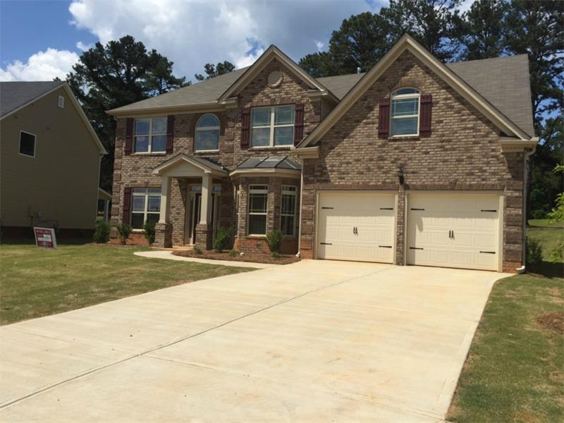 Atlanta Area Home Just Sold New Construction Home For Sale In