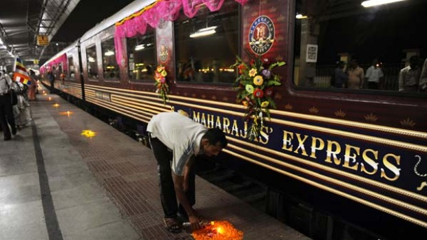 Maharajas' Express Comes Up with Cabin Upgradation