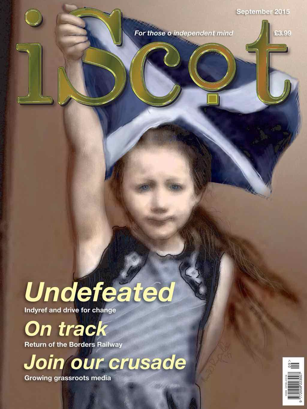 iScot - on sale now