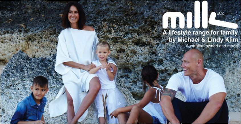 A lifestyle range for family by Michael & Lindy Klim
