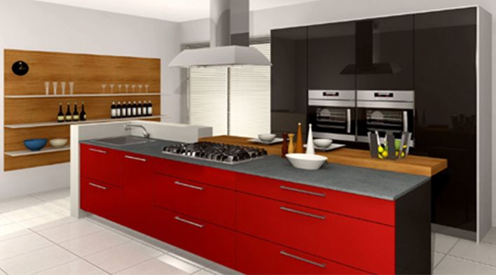 Customize Your Kitchen With Modern Furniture Debono