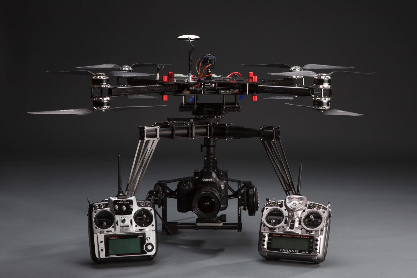 UAS Devlopment's Heavy-Lift UAV