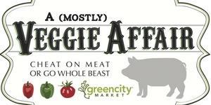 A (Mostly) Veggie Affair