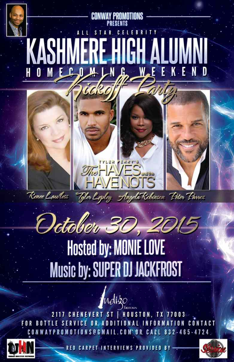 Stars Of Tyler Perrys The Haves And The Have Nots Support High