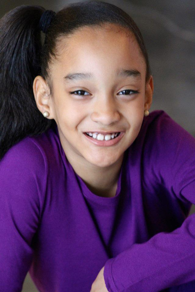 Aja Wooldridge Top Atlanta Child Actor