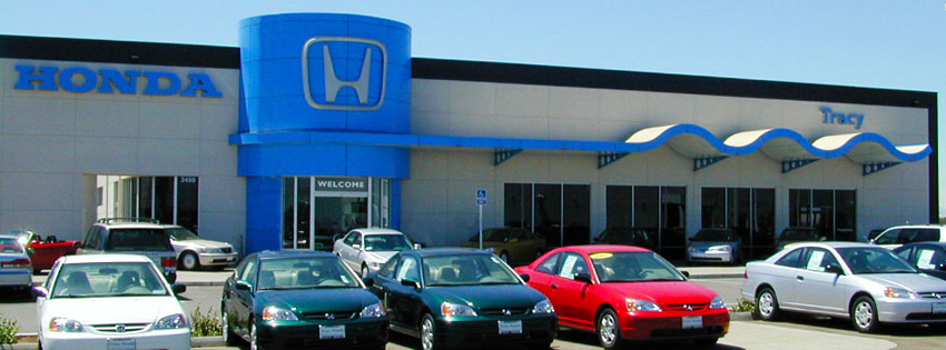 tracy honda is an ideal honda dealership for stockton and