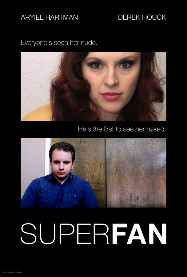 "Poster for ""Superfan"""