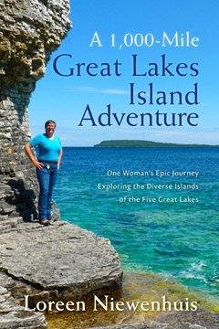 New book by Loreen Niewenhuis, Author & Adventurer