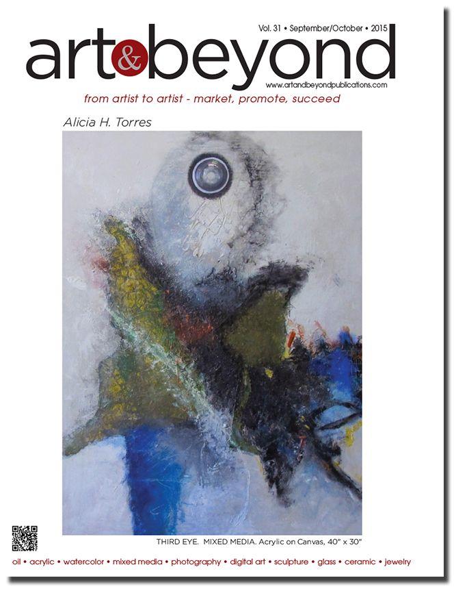 Art & Beyond September/October 2015 cover