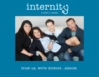 Internity Cast: Carla Jimenez, Marina Sirtis, Joey Adams, Richard Ruccolo