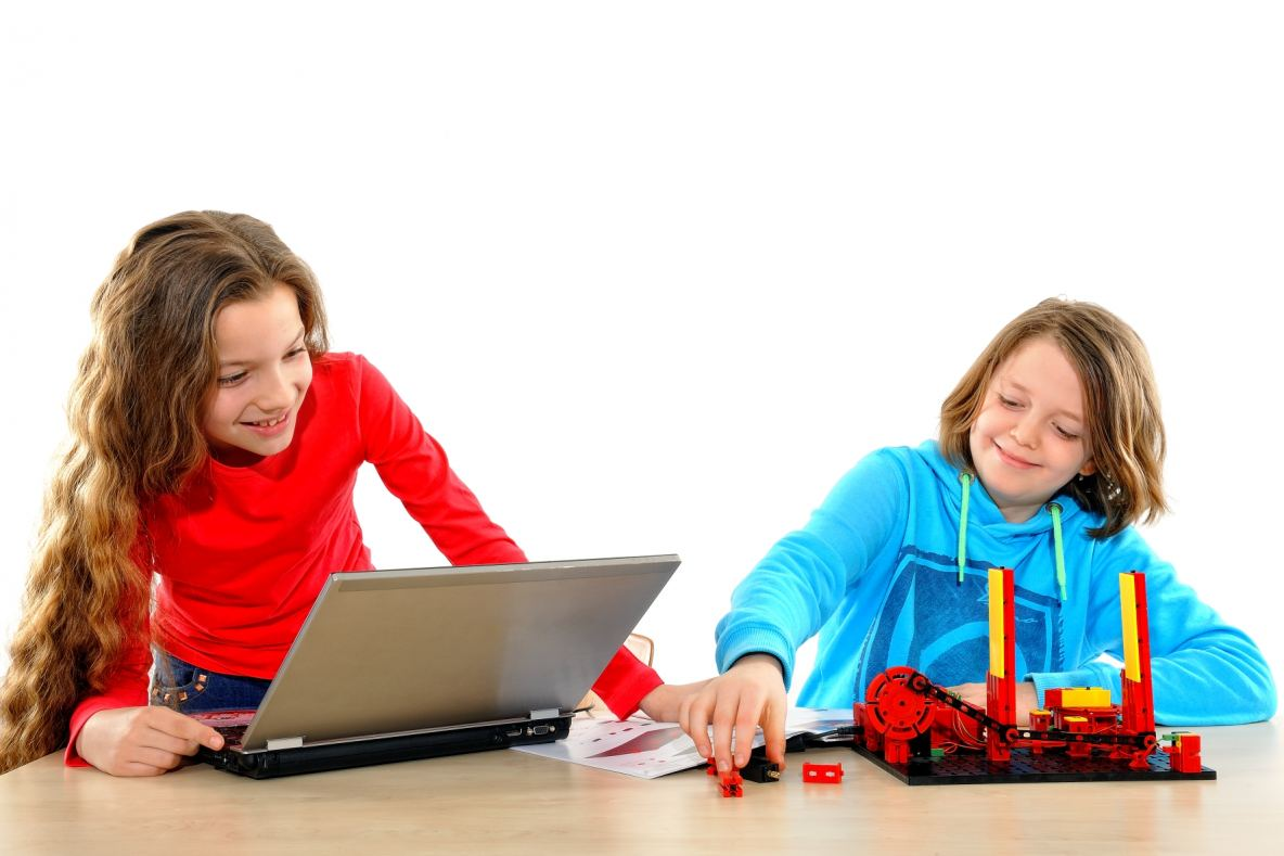 fischertechnik Education - Introduction to STEM Sets for Elementary Education
