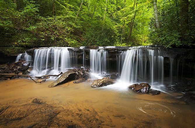 WNC Waterfall