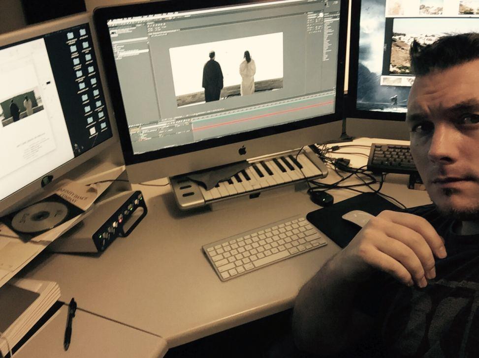 VFX Supervisor Brian Vroman