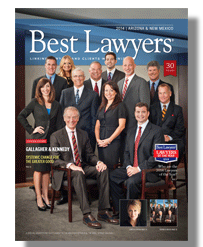 Brian Chase receives Best Lawyer honor