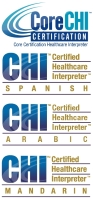 Certified Interpreters to receive free lapel pins