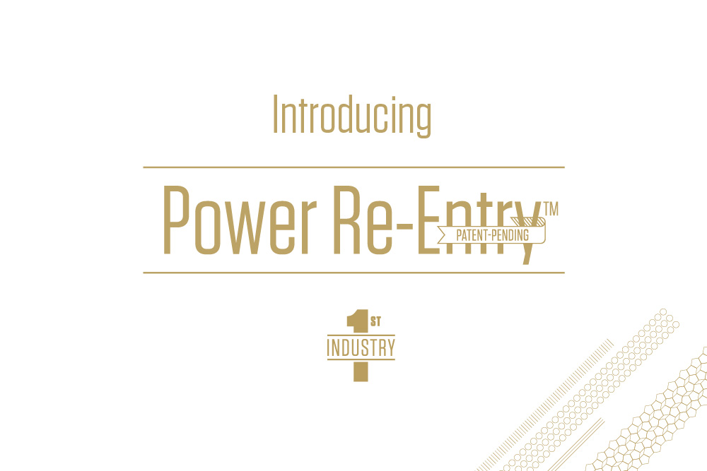 Patent-Pending Power Re-Entry