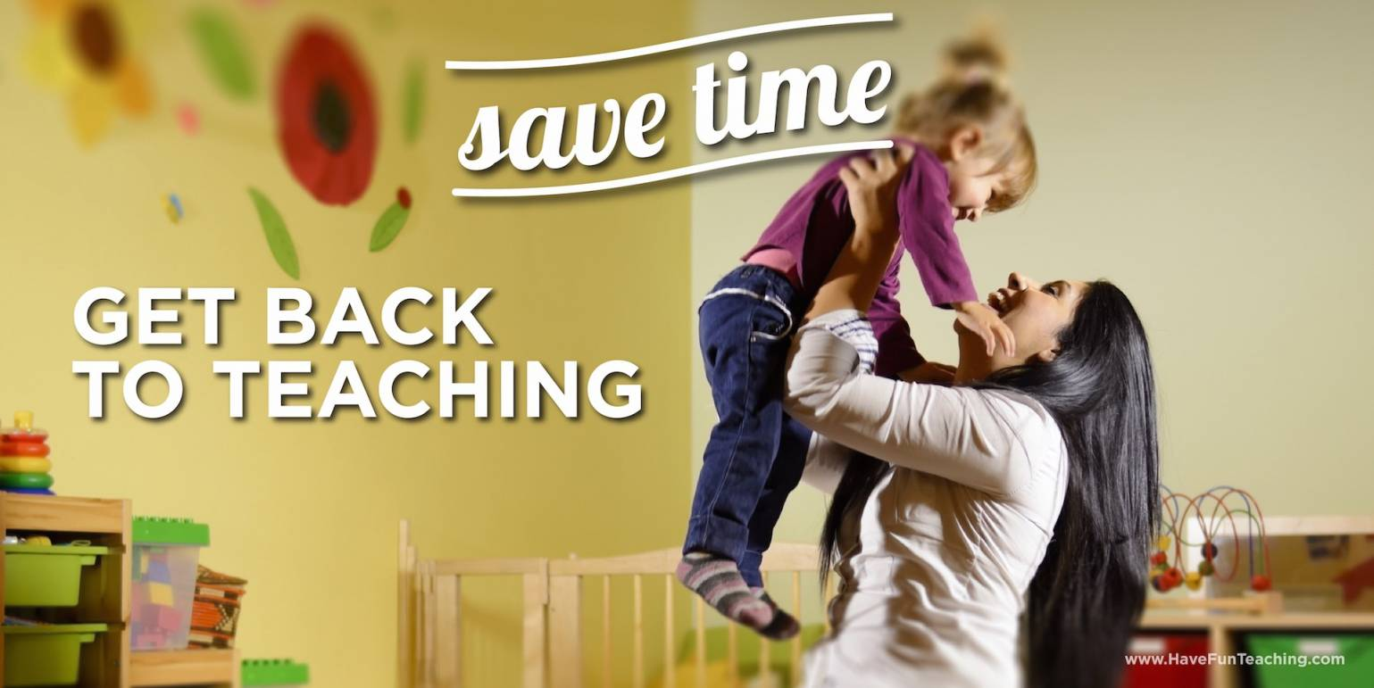 Save Time and Teach More with Have Fun Teaching ACCESS