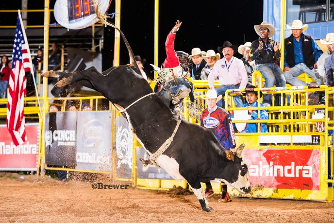 Local Bull Rider Gears Up To Compete With 4 World