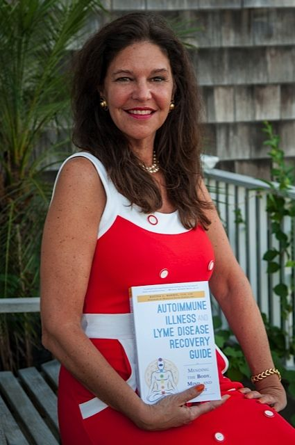 Lyme expert and author - Katina Makris