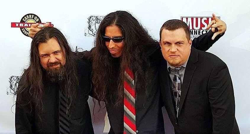 Sectas at L.A. Music Awards